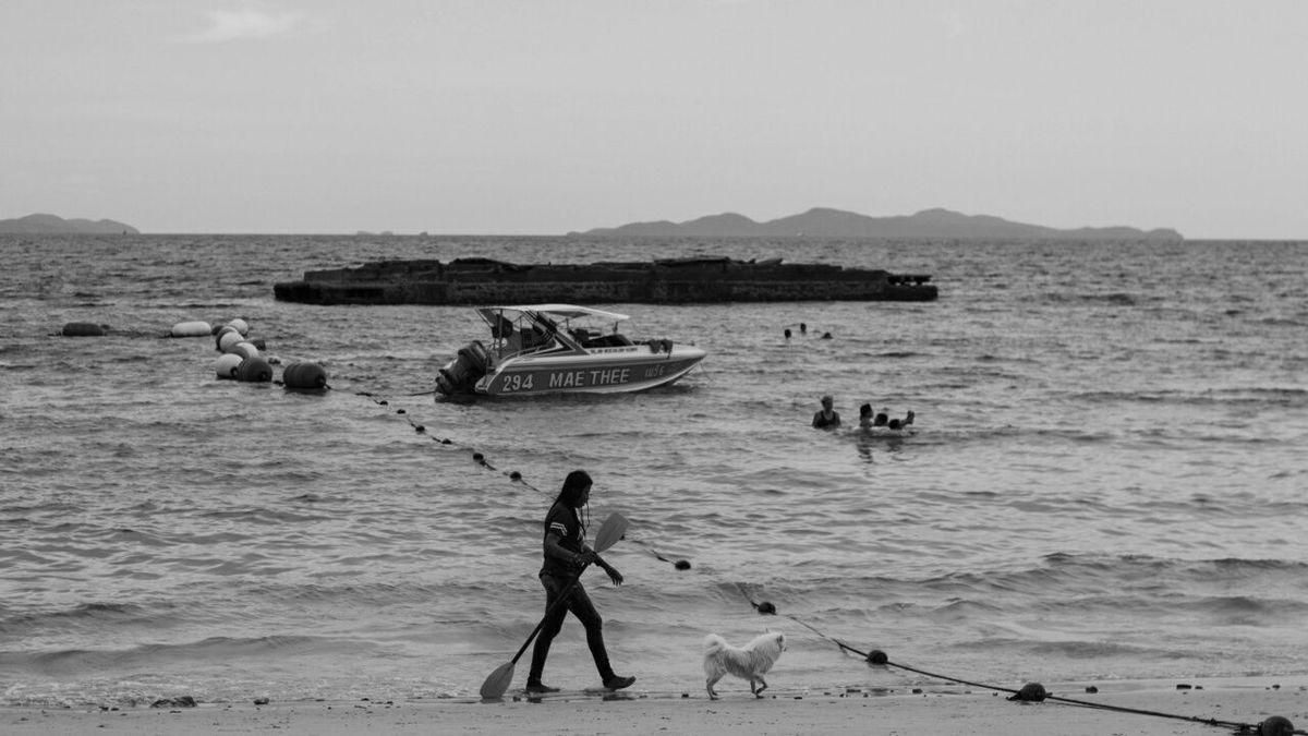Street Photography Life Of Pattaya Thailand