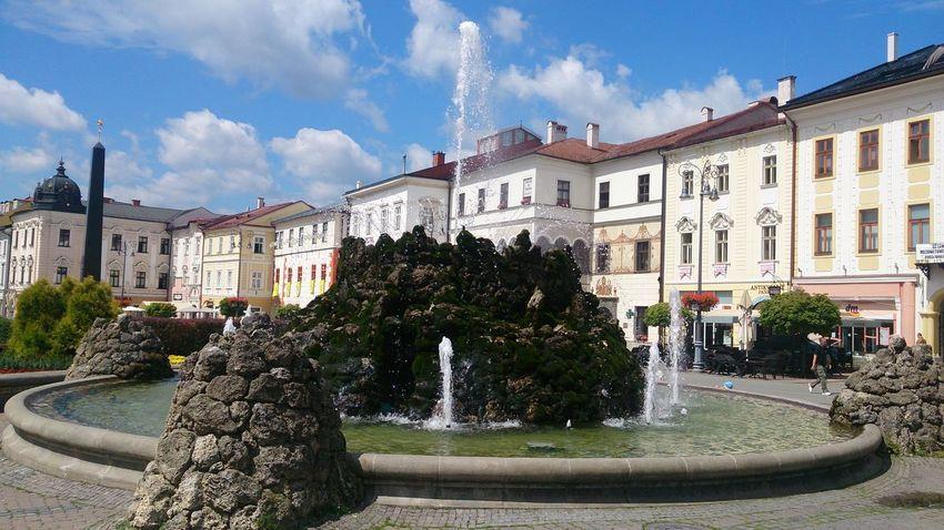 XPERIA Sony First Eyeem Photo Slovakia Fountain
