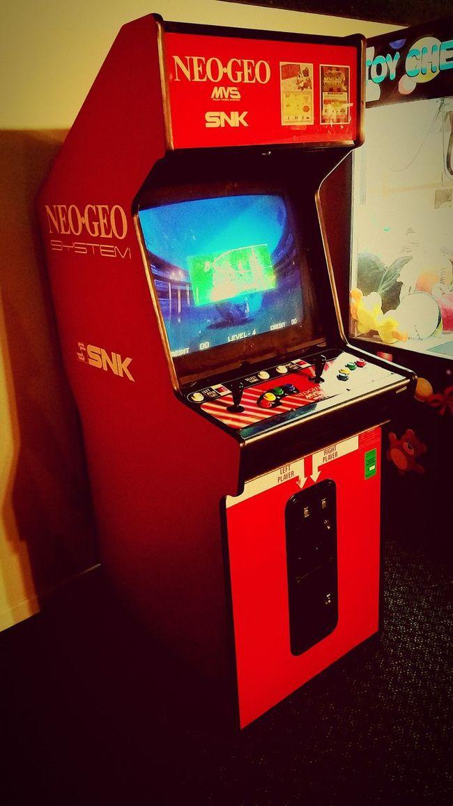 Neogeo 1990s Arcade