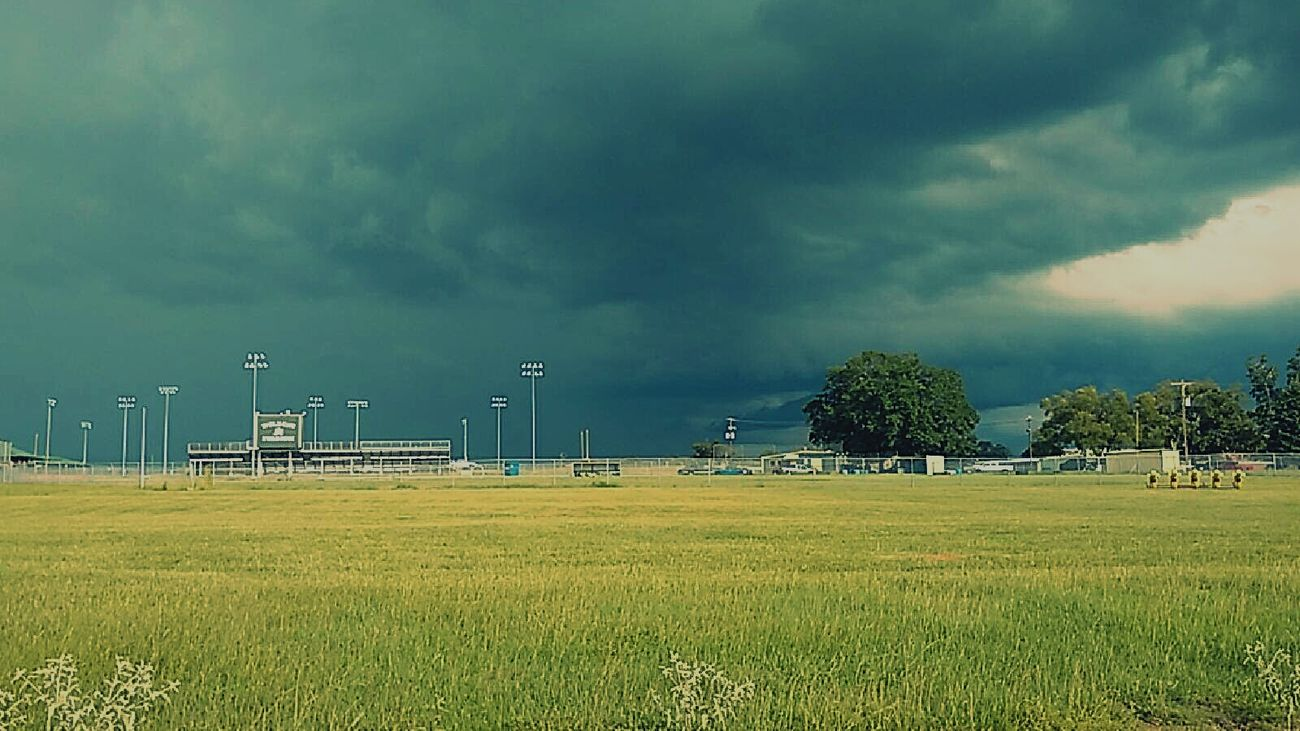 Storm Approaching Nature Mothernature Tornadic Weather The Color Of Sport