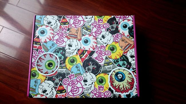 The best box that i have seen Mishka