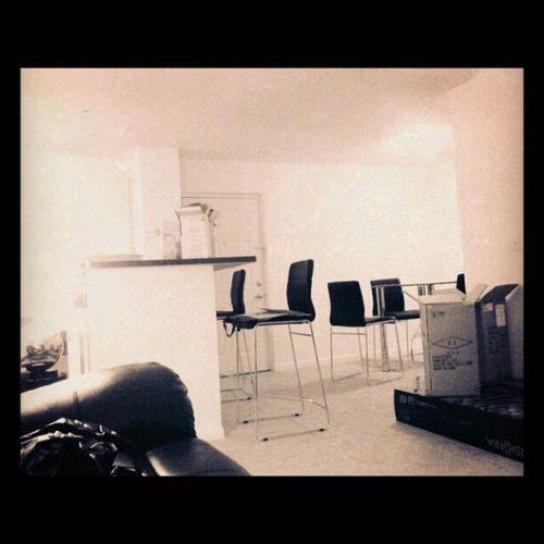 Apt Thecrib Thepad Newapartment apartment kitchen livingroom