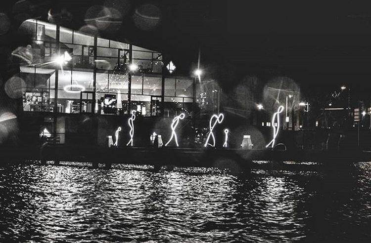 Bnw Blackandwhite Amsterdam Cruise