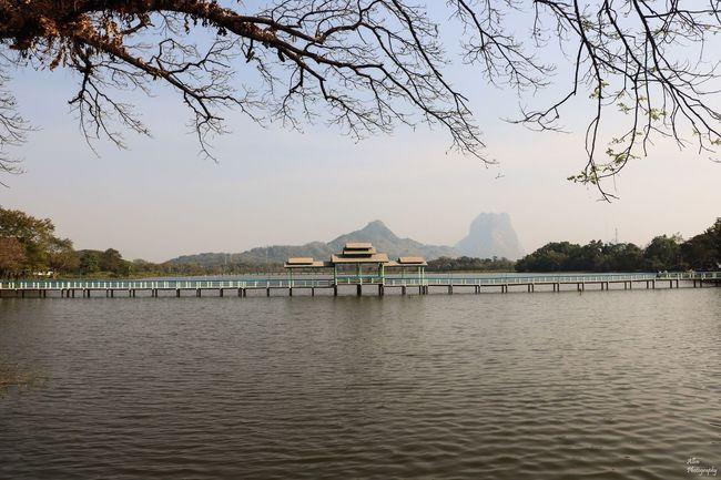 Life is better at the lake Kantharyar
