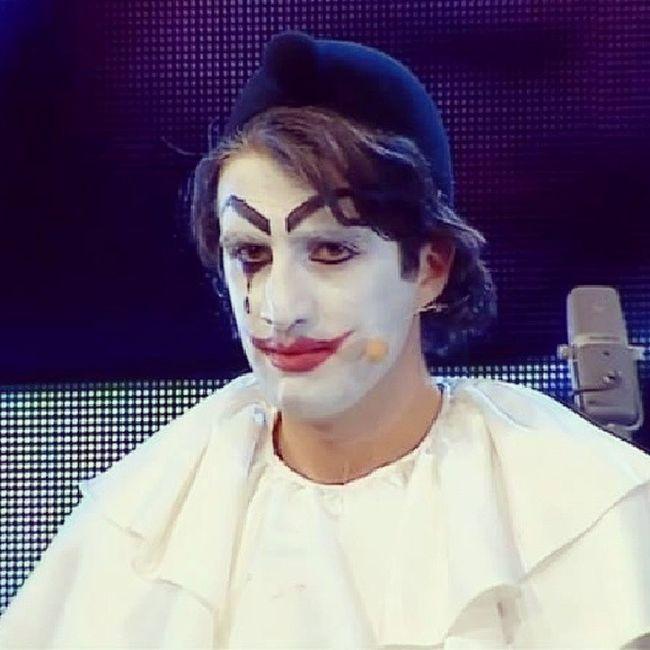 Ridi Pagliaccio! Makeup Costume Clown Pagliacci opera portrait