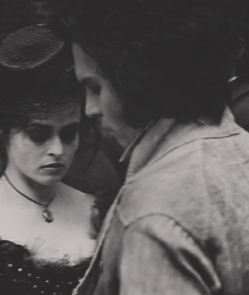 Sweeney Todd Sweeneytoddthedemonbarberoffleetstreet Sweeney Mrs.lovett Tim Burton Johnny Depp Helena Bonham-Carter
