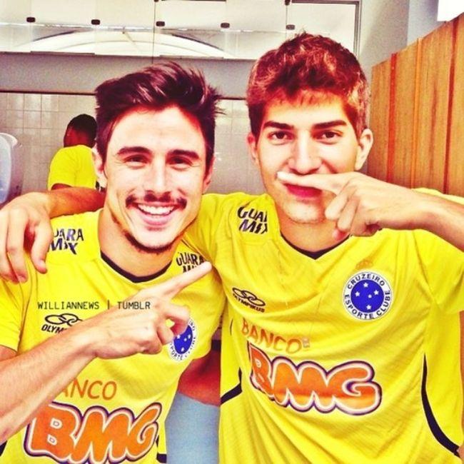 Cruzeiro 💙 Cats Lindos Perfeitos  Maravilhosos 😍 MeusMaridos kk'✌