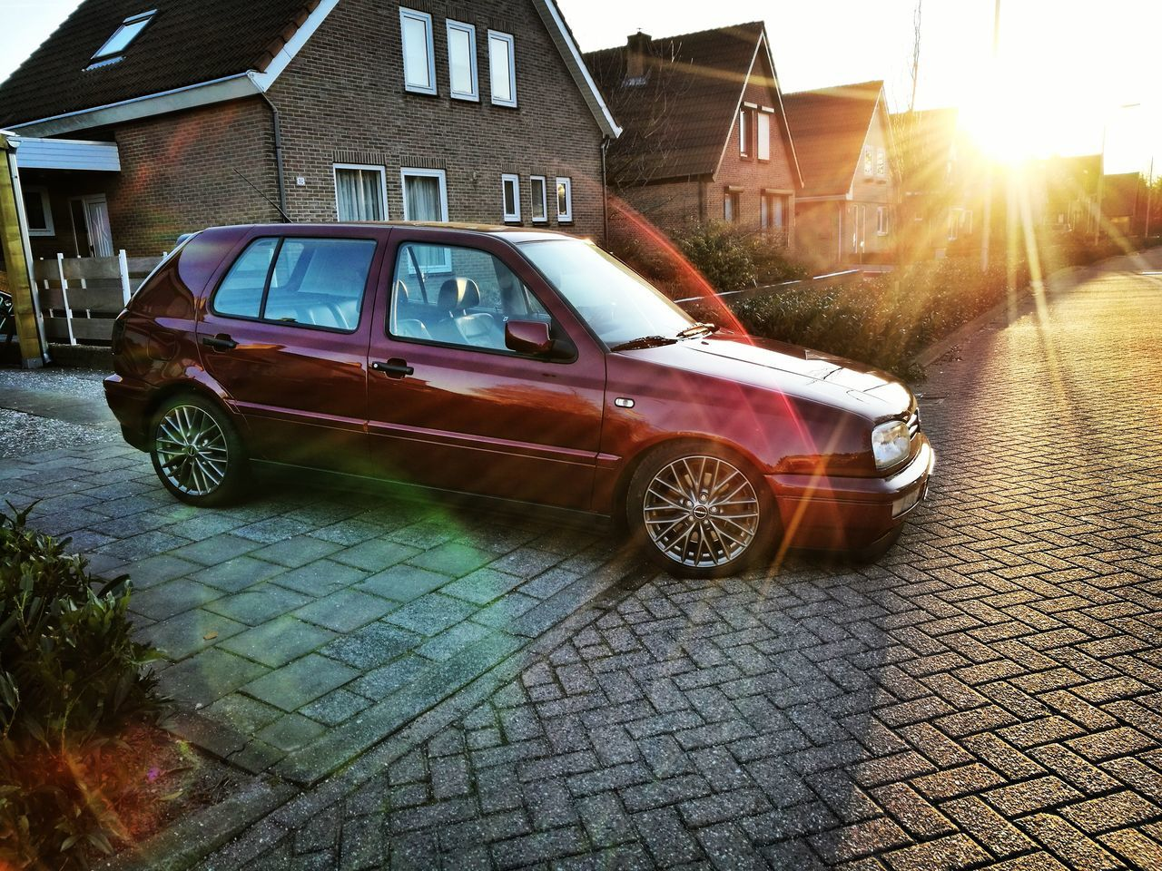 Vr6 Vr6turbo VW Mk3 Golf Mk3 Vr Flawless Shining Classic Classic Car Perfection Old-fashioned Car Sunlight Transportation Sunset Outdoors City Water No People Day Showroom Photo GTI Adapted To The City