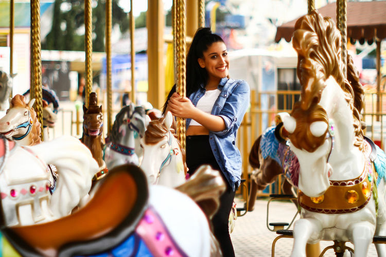Day Focus On Foreground Funfair Streetphotography Girl Person Relaxation Selective Focus Sitting