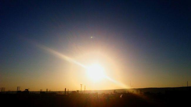 Sun Sunshine Light Clarity Real Scene Reflections ☀ Real