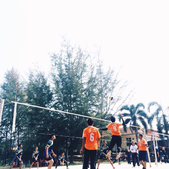 Capture The Moment the ❤️ one with his volleyball. He works hard for his favourite sport. Support him no matter what.