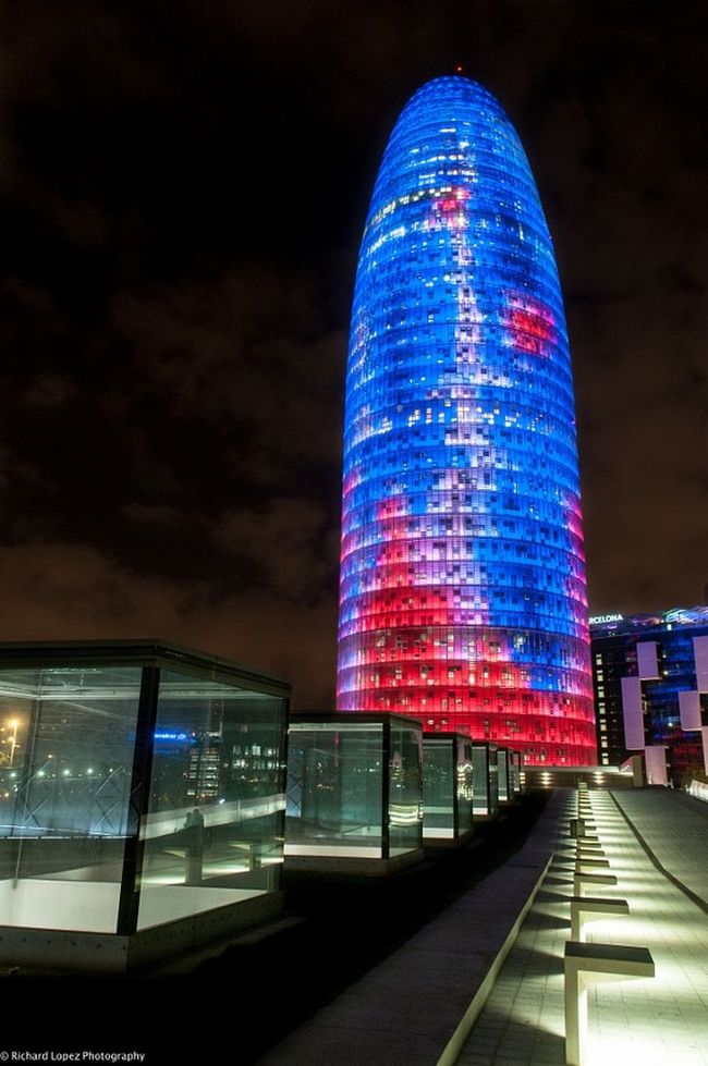 The Architect - 2015 EyeEm Awards Barcelona Barcelonalove Agbartower Torre Agbar Spain ✈️🇪🇸 Architecture