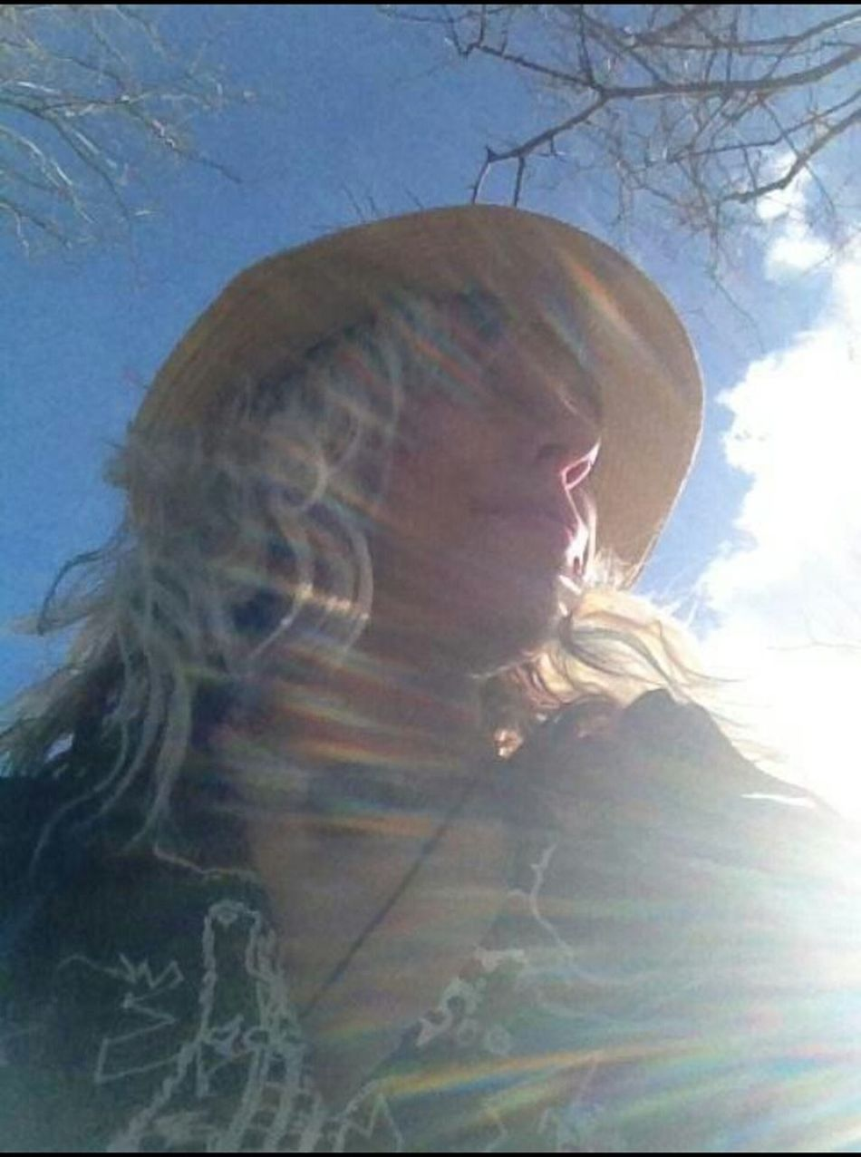 Hanging Out Nature Sunshine Happy Vintage Bright Peace Enjoying The Sun Taking Photos Beautiful Day Spring Selfportrait Enjoying Life Color Natural Ride Or Die Daydreaming Hat Smoking Weed Shine Hope Soaking It All In Missing You Explore