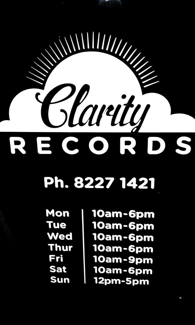 Clarity Records Shop Sign Sign Shop Signs Signstalkers Signporn Signs & More Signs SIGNS. Signs, Signs, & More Signs Signs_collection Signage Sign, Sign, Everywhere A Sign Signs Signs Everywhere Signs SignsSignsAndMoreSigns SignSignEverywhereASign Signssignseverywhere Signs Signgeeks Signs Clarity Records Record Store Recordstore