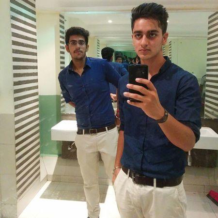 Selfie MenInBlue Formals
