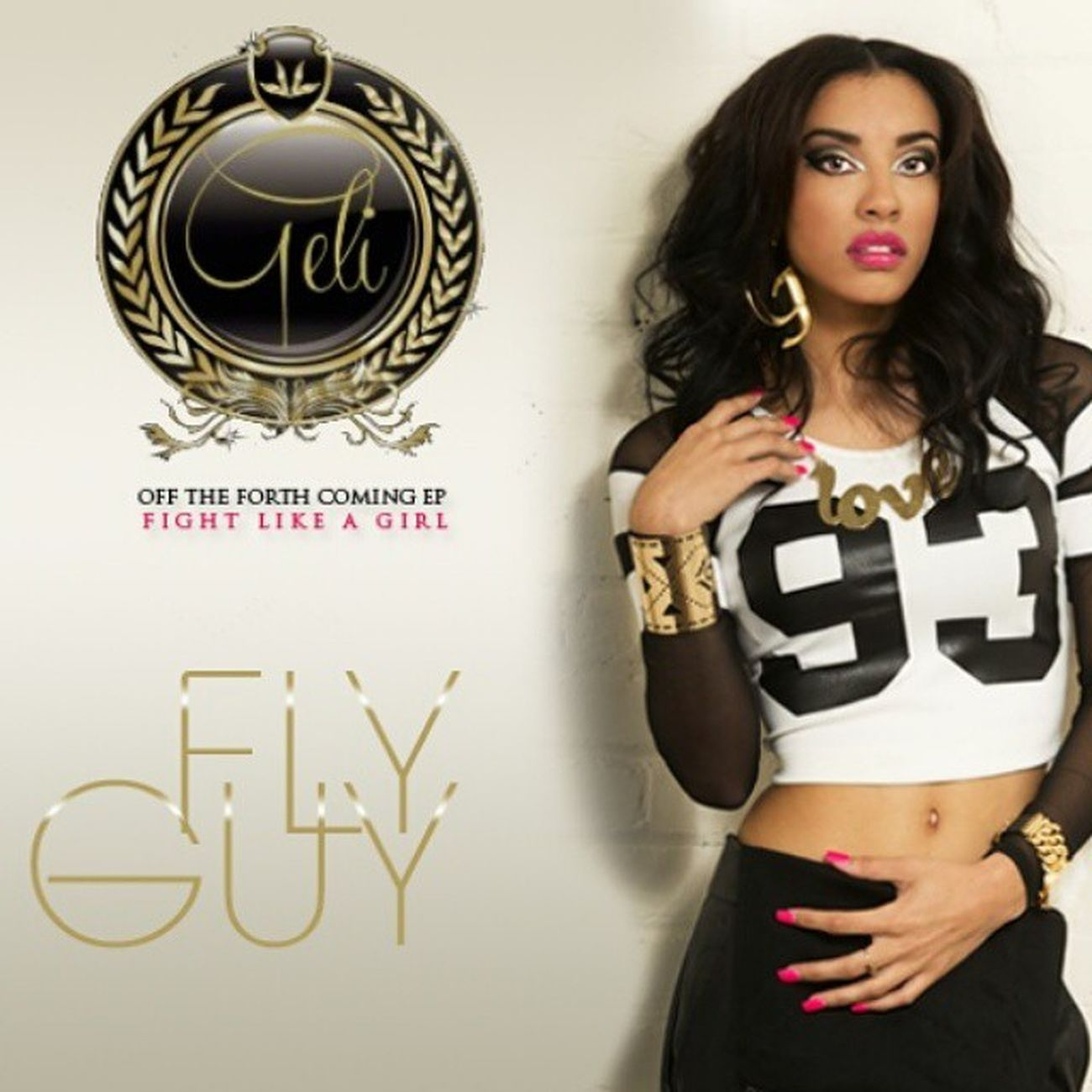 "Hey Beauties! This ya girl Geli. Keep a look out for my official single Fly Guy Off my EP ""Fight Like a Girl"" . It's dropping at the top of the year of 2015.You DON'T want to miss it! Also keep a look out for the official FLY GUY music video, coming soon to screens near you. Missoddbeauty FlyGuy OfficialSingle 2014 < 2015 MusicVideo ComingSoon Bangaville Followthemovement"