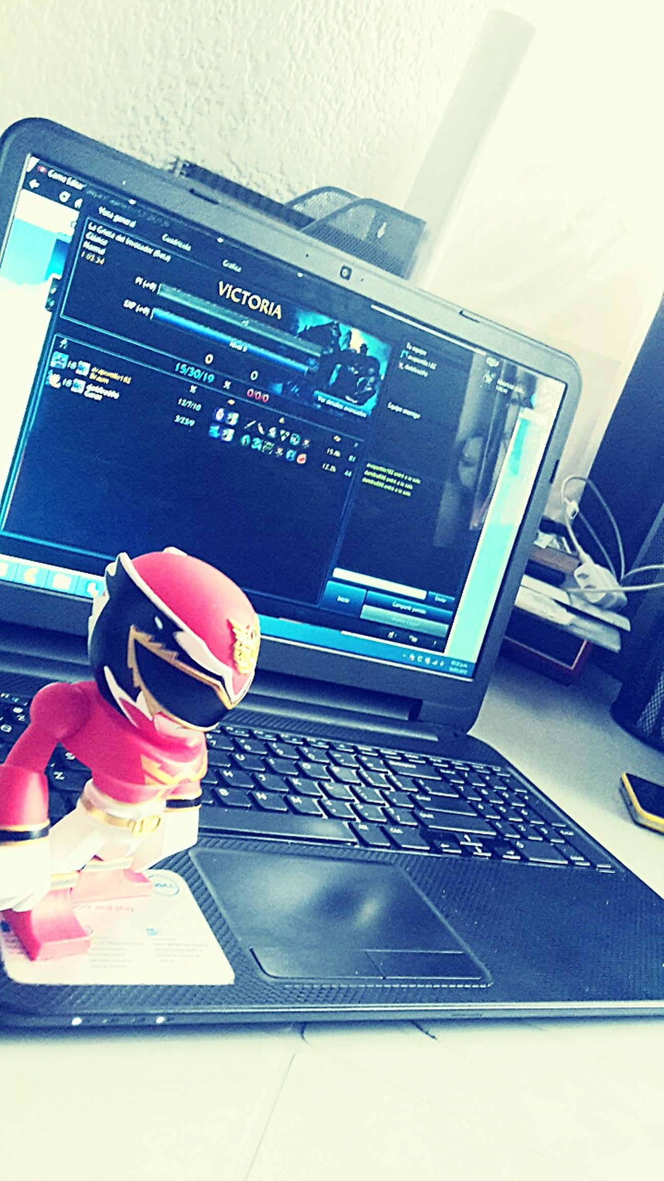 Un momento agradable! League Of Legends Power Rangers Sun Light Listening To Music Relaxing Time