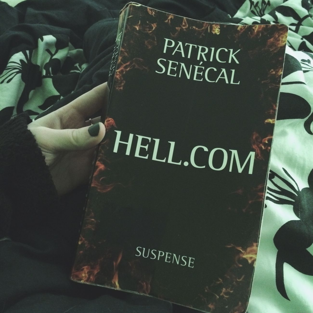 Favorite Book Gore Thriller Love It Patrick Senecal Hell Hell.com