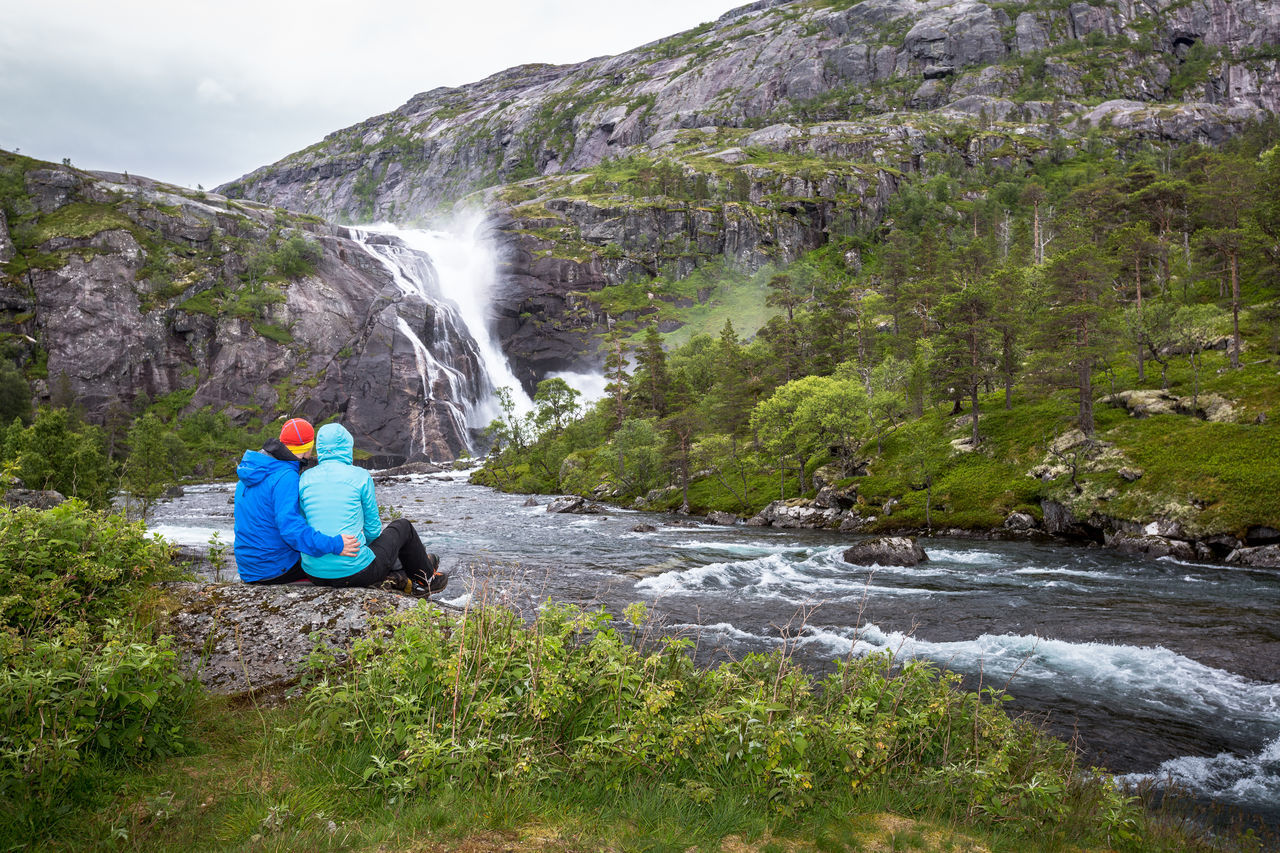 Beautiful stock photos of norway, Adventure, Beauty In Nature, Bonding, Couple - Relationship