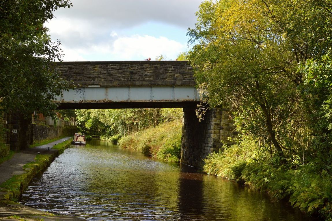 Water Nature Built Structure Bridge - Man Made Structure Outdoors No People Countrywalks Countryside Country Life EyeEmNewHere Yorkshire