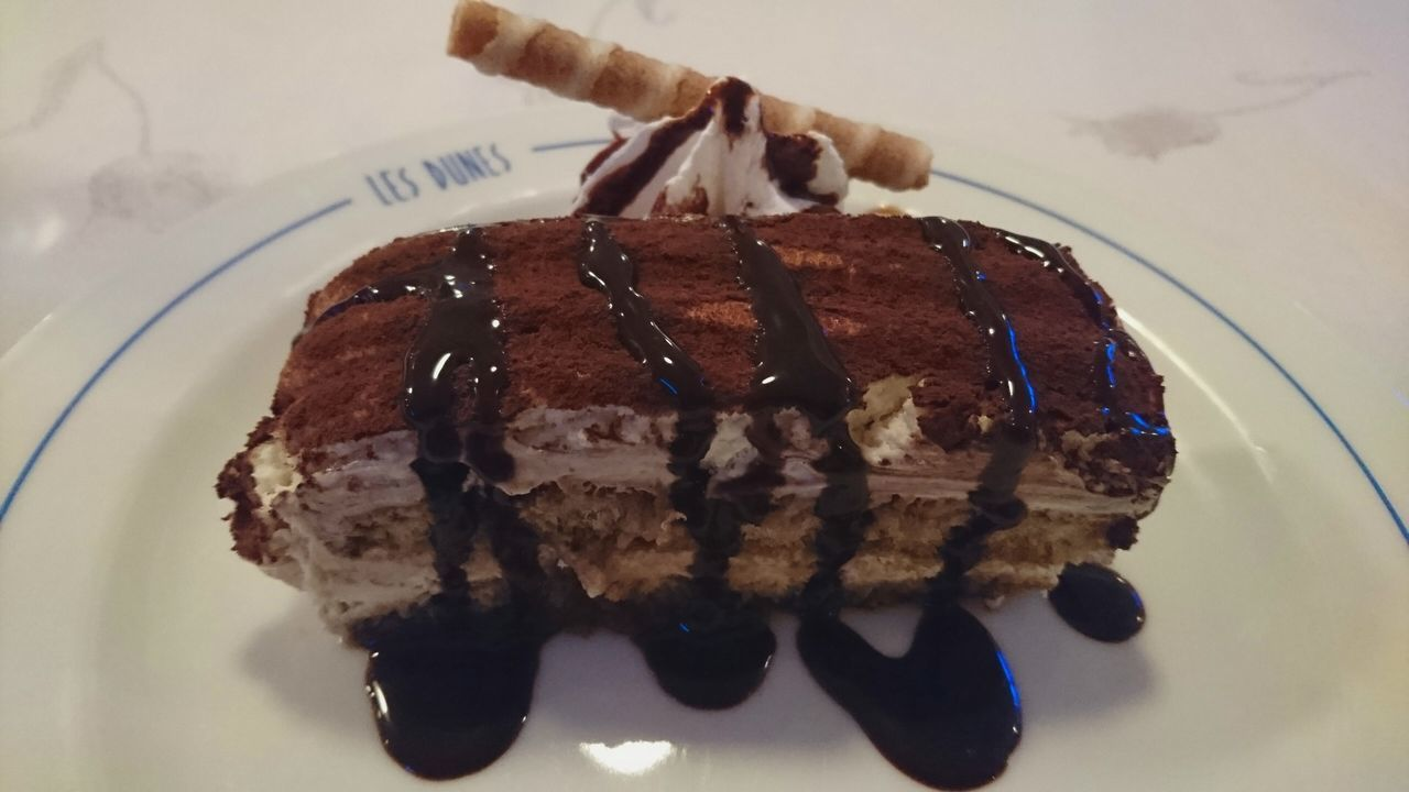 food and drink, sweet food, food, indulgence, dessert, ready-to-eat, chocolate, unhealthy eating, temptation, freshness, serving size, cake, chocolate sauce, indoors, plate, close-up, no people, gourmet, brownie, ice cream, day
