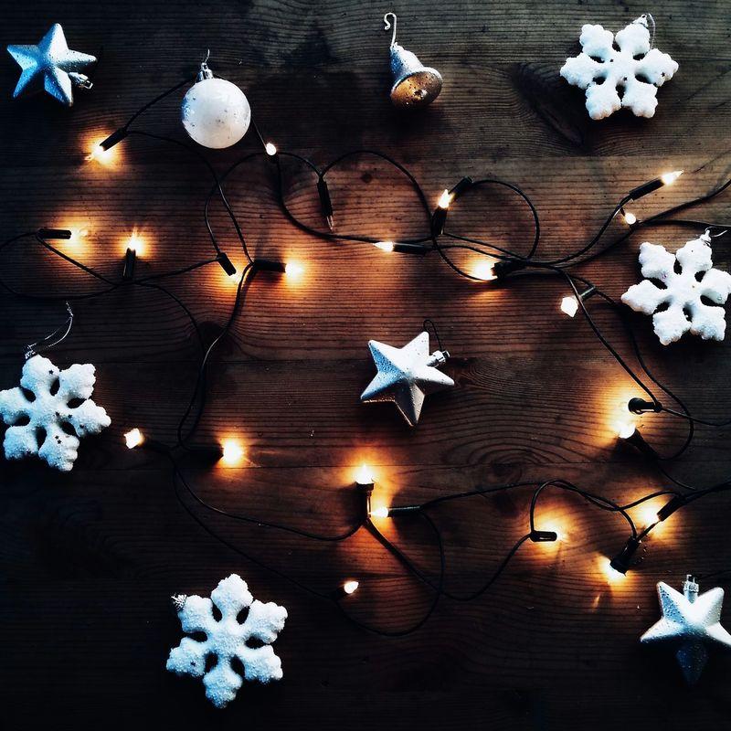 Christmas Tree Lights Christmas Symmetrical Best Christmas Lights EyeEm Showcase: December EyeEm Bestsellers