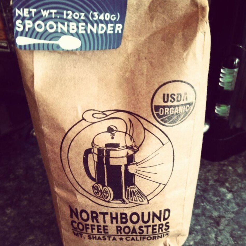 Mymorning Coffee Sodank Northbound roastedtoperfectionorganicMt.ShastaNorCal