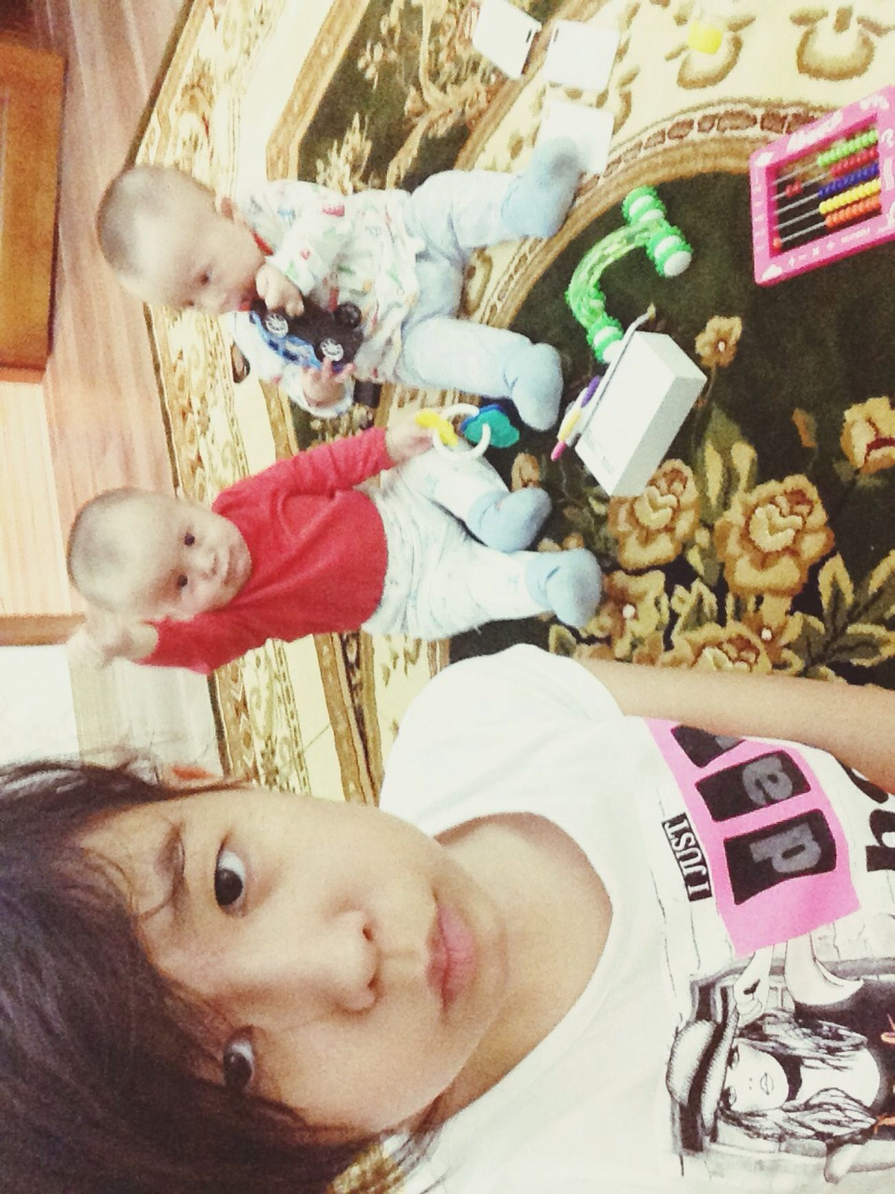 With My Little Brothers:3