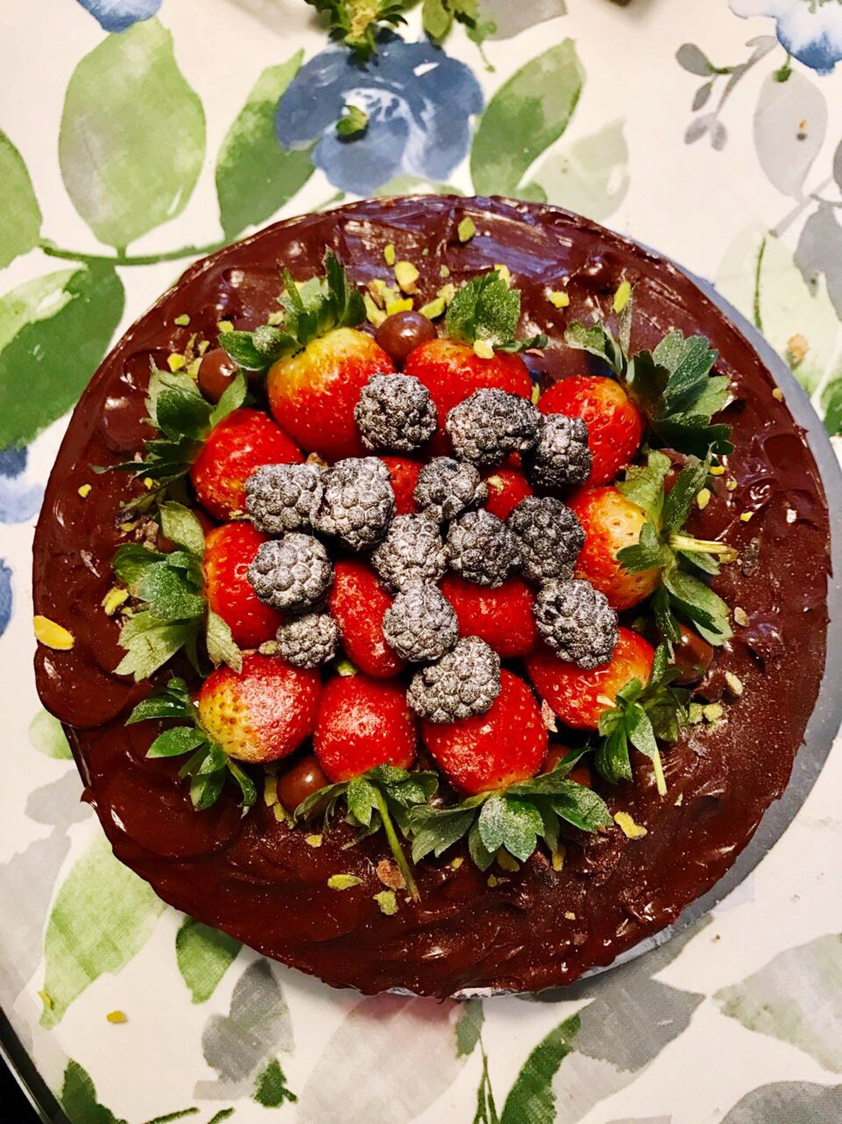 Cake Food Ready-to-eat Dessert Sweet Food Pastry Dough Fruit Freshness Directly Above Food And Drink High Angle View Indulgence Temptation No People Serving Size Indoors  Close-up Day Tart - Dessert Sweet Pie