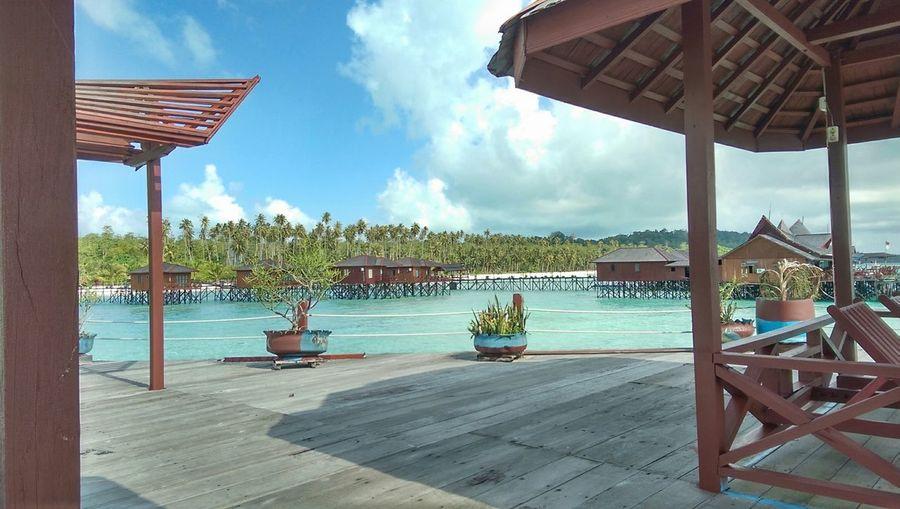 Nofilter Wonderful Indonesia Resort INDONESIA Borneo Derawanisland