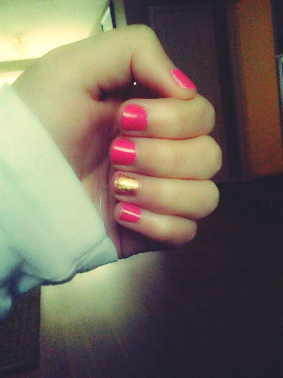 My Cute Nails Lol C: