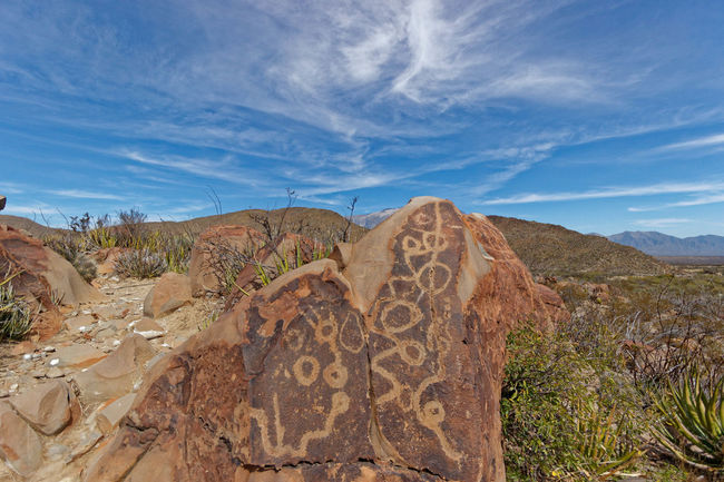 Boca de Potrerillos Arqueología Boca De Potrerillos Desierto Mexico Mina Native American Indian Petroglifos Petroglyphs Tribus Landscapes With WhiteWall