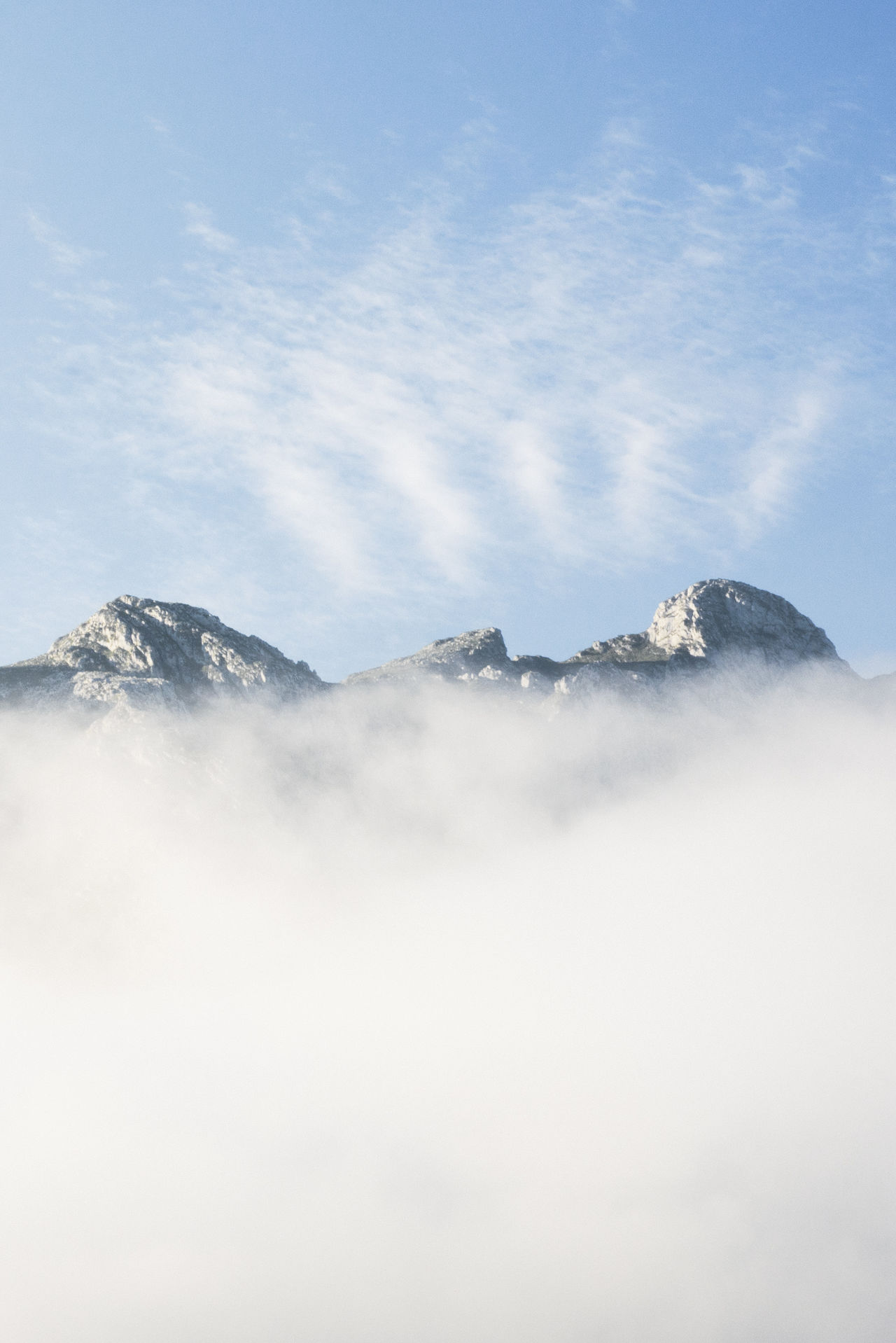 Cold Copy Space Distant Fog Foggy Hiking Hill Horizon Over Land Landscape Majestic Mountain Mountain Range Nature Outdoors Physical Geography Power In Nature Remote Scenics Tranquil Scene