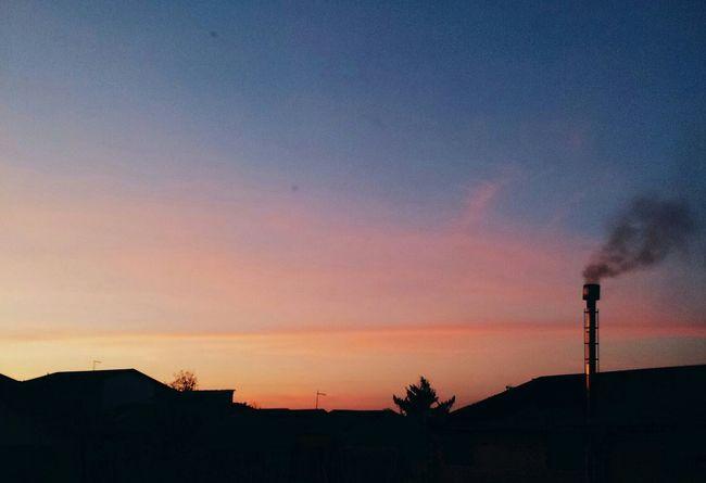 Sky Calabria (Italy) Sunset