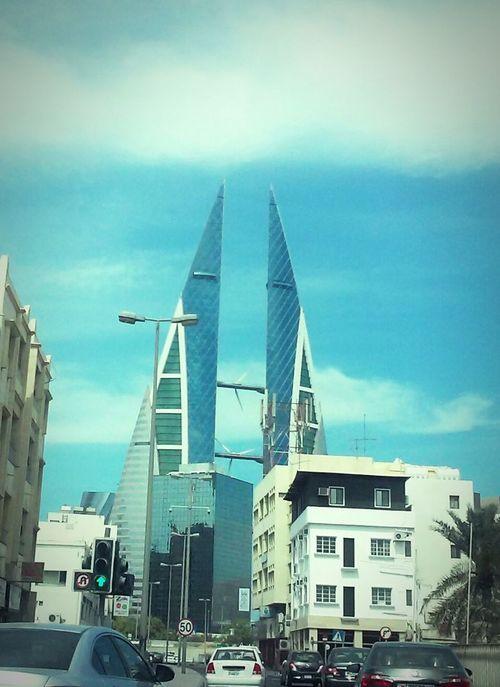 Urbanphotography Eye4photography  WTC Eyeem Bahrain Backview RoadsideView Urban Architecture