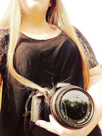 Camera Photography Nikon 5100 I Love It ❤