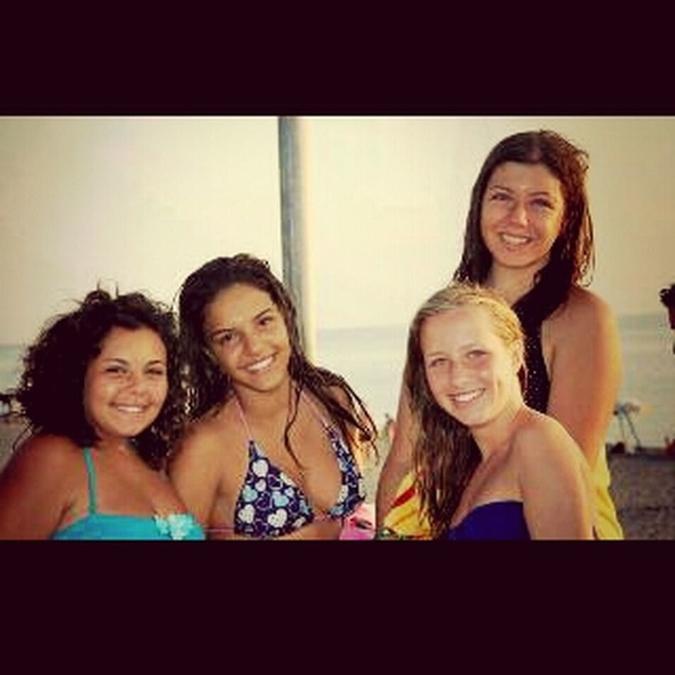 With The Best Friend. ✌ Summer Love ∞ Summer Days