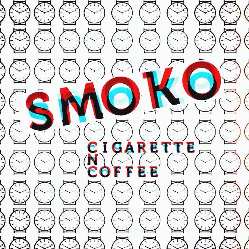 Hi! Smoko Art Hello World
