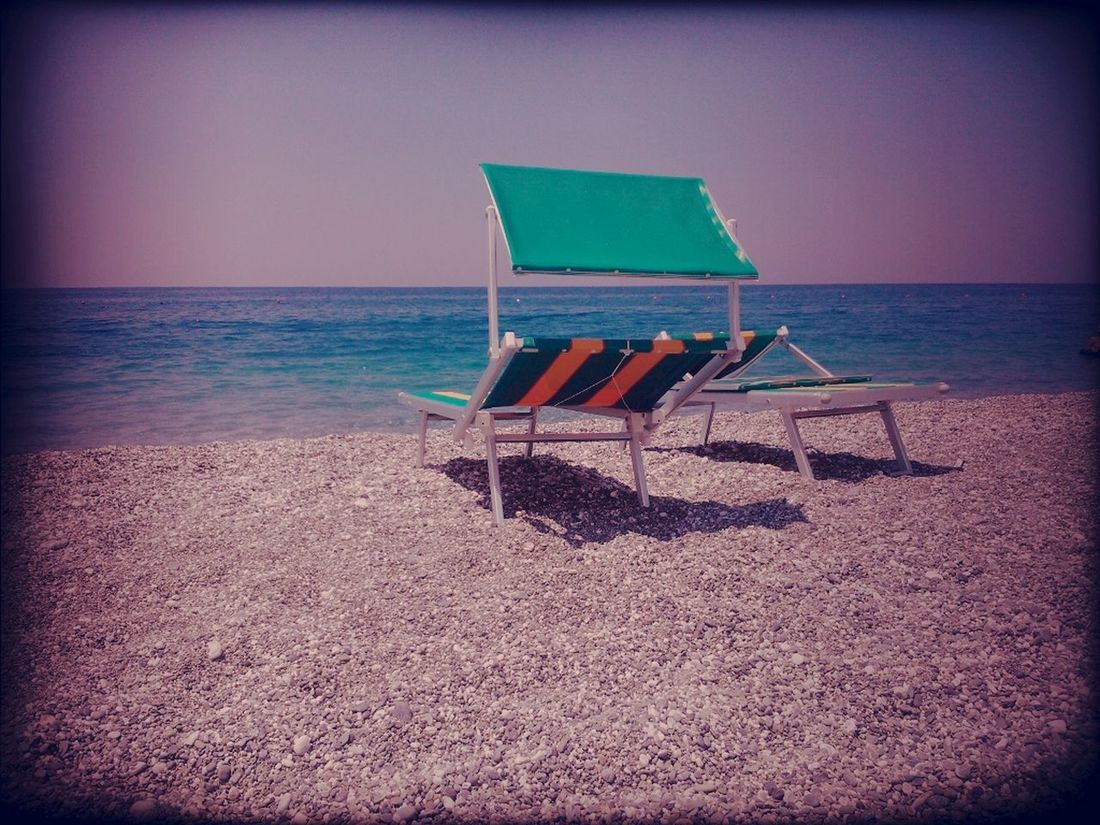 Summer Seaside Beach