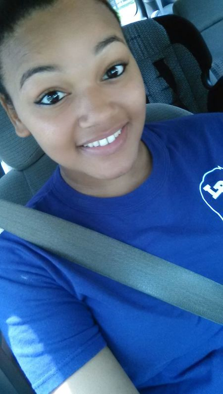 .Natural Beauty(:  All Smiles ツ Team Lightskin💋