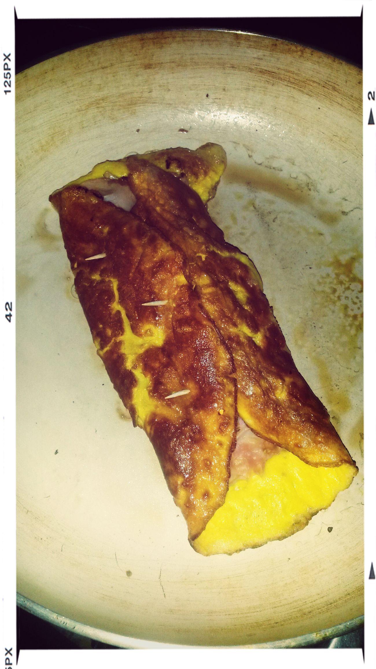 Food Eggs Omolete