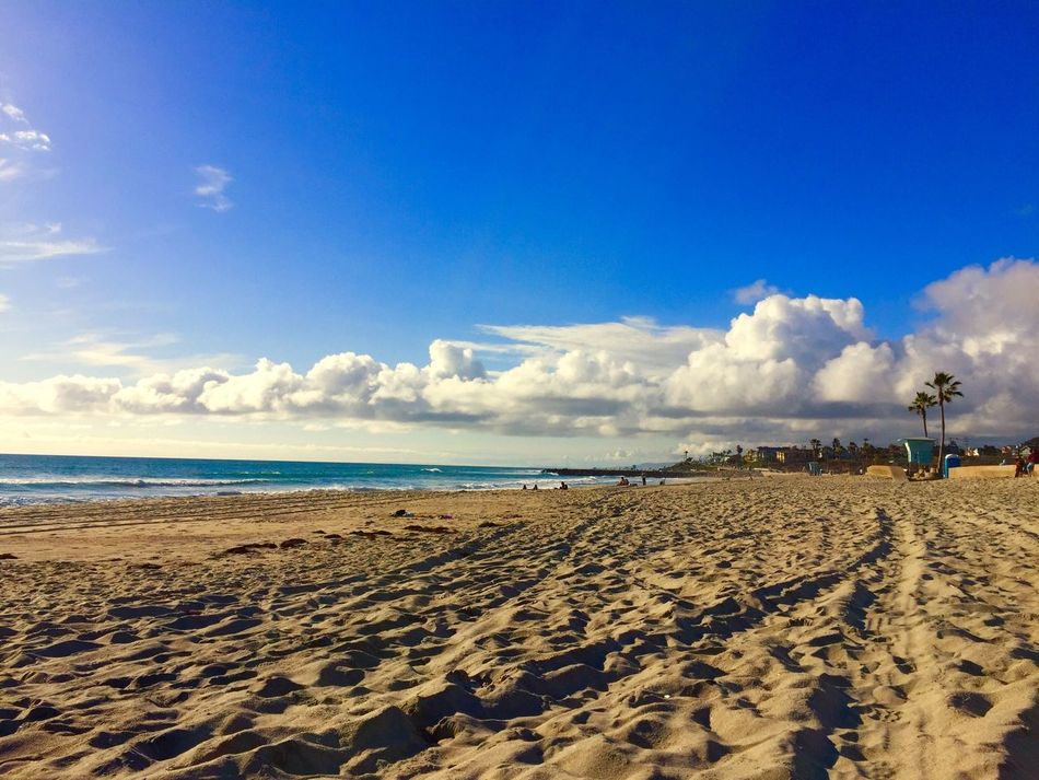 Beach Hanging Out Chilling Chill Clouds Sky Landscape Enjoying Life Ocean Relaxing Sand 広大 海 カリフォルニア 浜辺 空 雲 砂浜 ビーチ たそがれ リラックス 景色 California