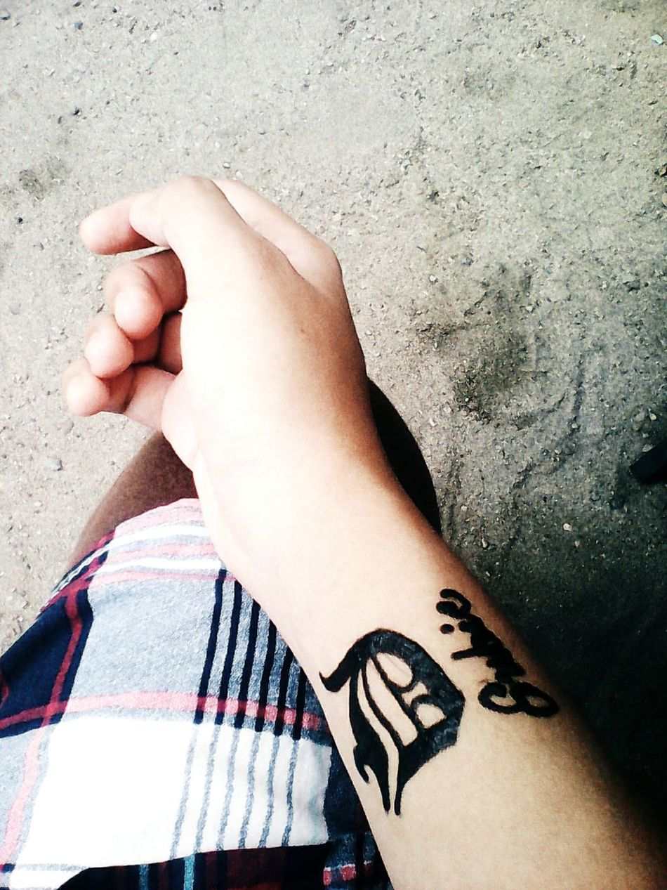 credits to mike for this tat ✨ Subicph Subic Beach