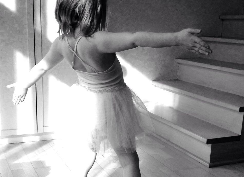 Beautiful stock photos of dance, Caucasian Ethnicity, Childhood, Dancing, Day