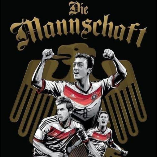Germany Foosball Diemannschaft Worldcupfever