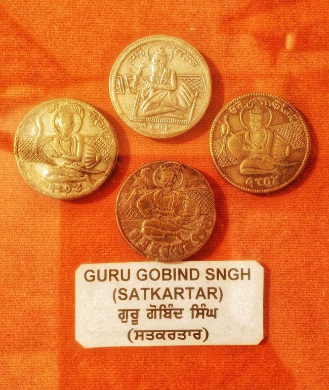 Coin Orange Color Currency Gold Colored Close-up Wealth Gurugobindsinghjimaharaj Religios Coin Satkartar Guru Gobind Singh Ji Divingphotography Heritage Heritage Coin