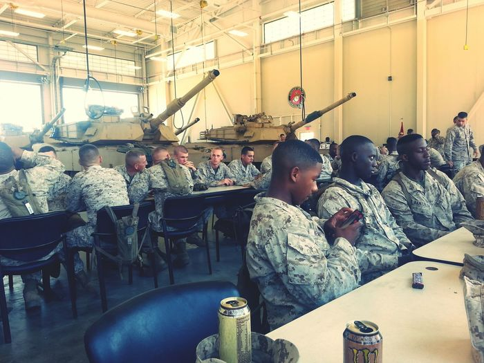 RePicture Leadership MarineCorps Fortbenning Tankschool Friends USMC Military OpenEdit