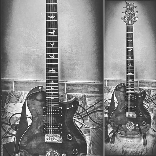 Prs black n white Prsmikeackerfeldt PRS Rock Metal opeth mia mine sala mimanchi blackandwhite