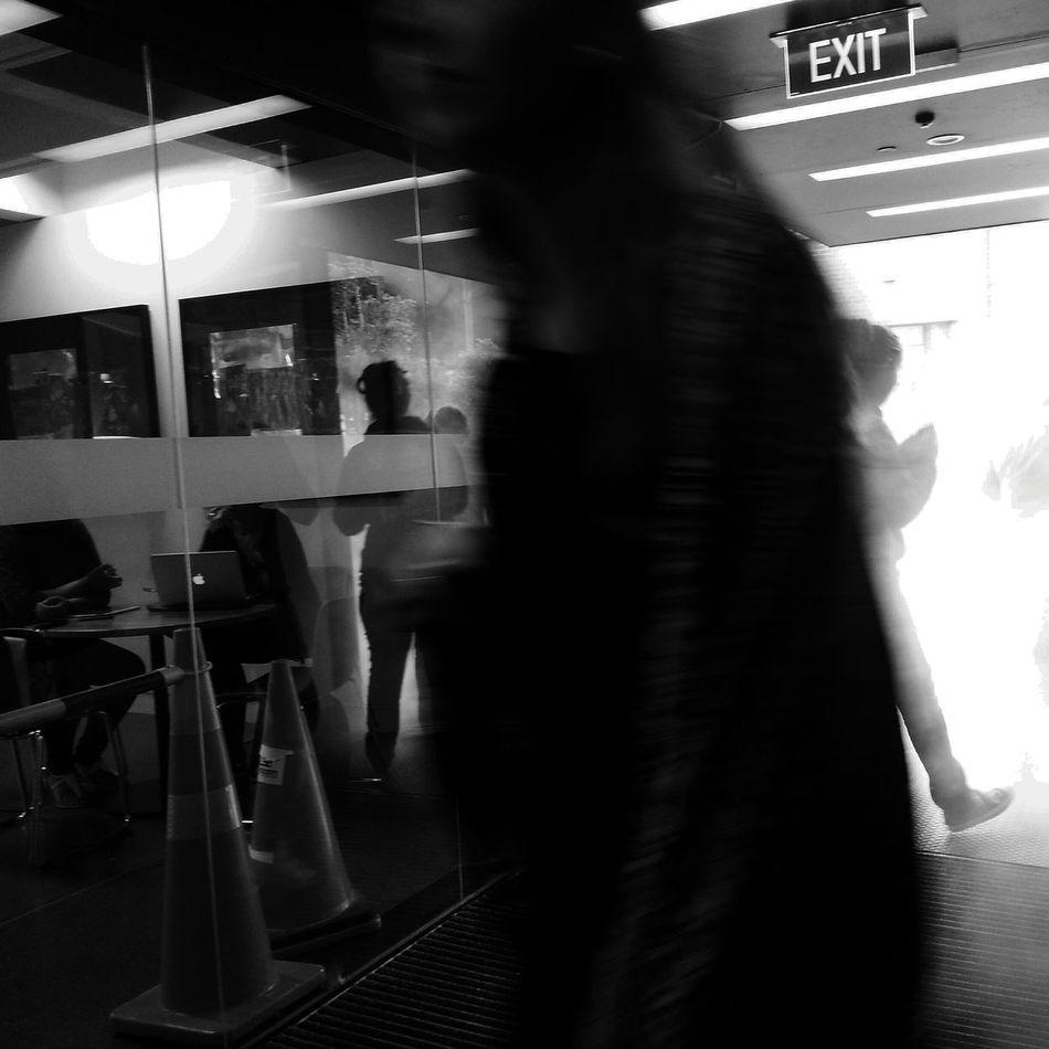Blackandwhite Streetphotography Wellington