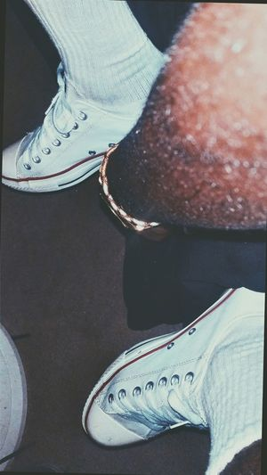 Vintage Converse Gold Watch Trill Shit. Photography